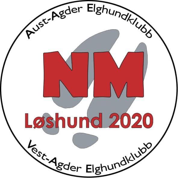 NM løshund 2020